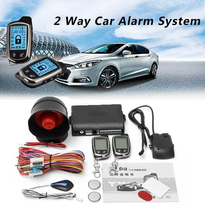 Cheap and Affordable Car Alarm Systems in Kenya